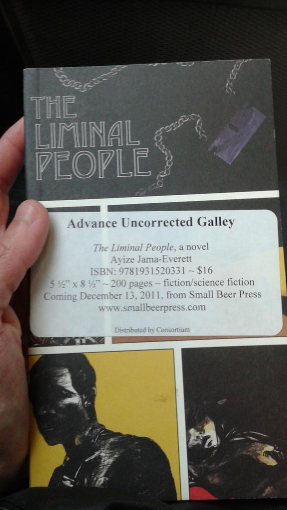 the liminal people jama everett ayize