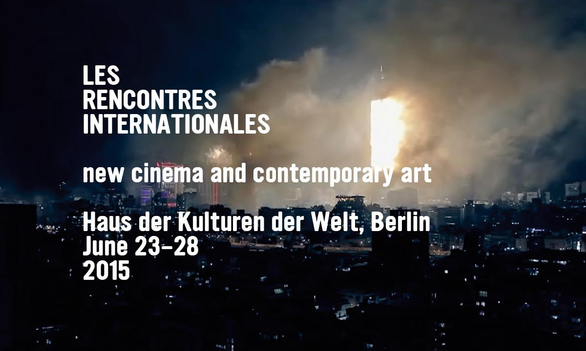 #Berlin June 23-28 at @HKW_Berlin 110 artists from 40 countries. Sate the dates!. Free entry http://t.co/rP1wM5Djux http://t.co/cQba9vdrmv
