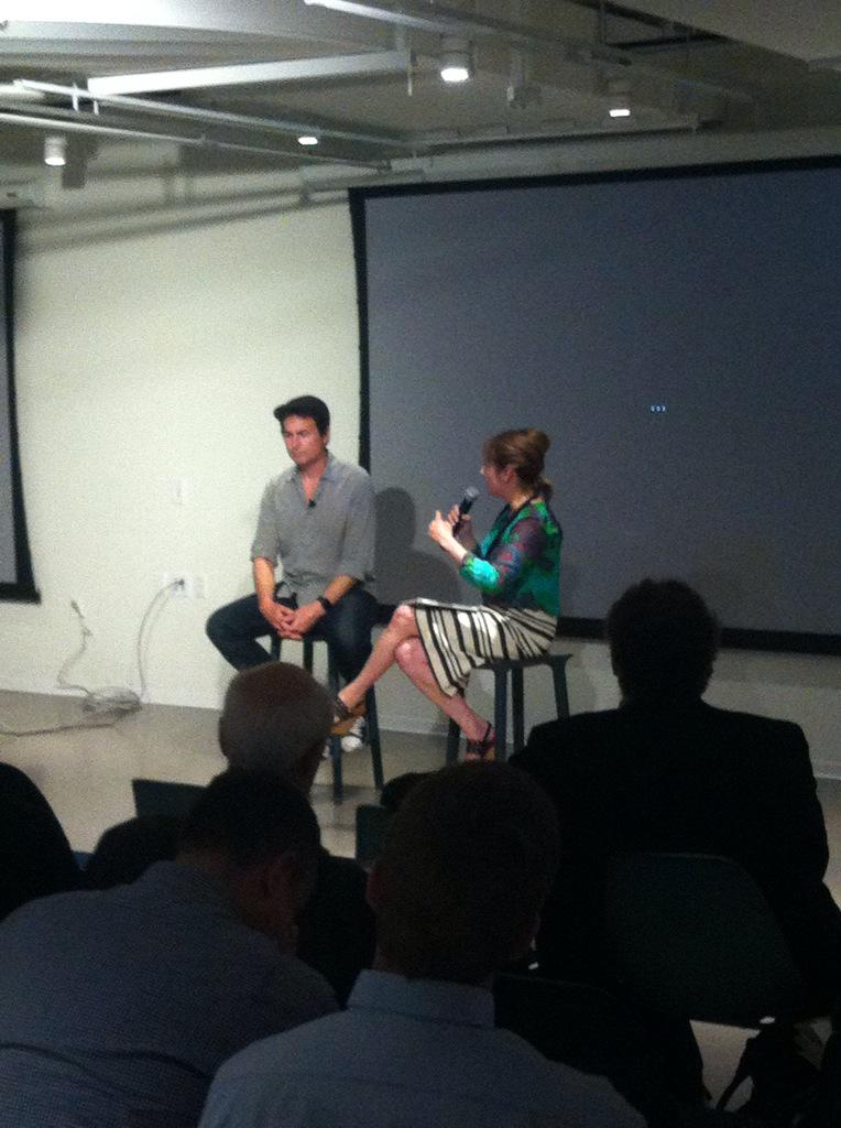 Storytelling has bad name seen not@factual #matterchicago @neilstevenson77 http://t.co/G4VE0djEoQ