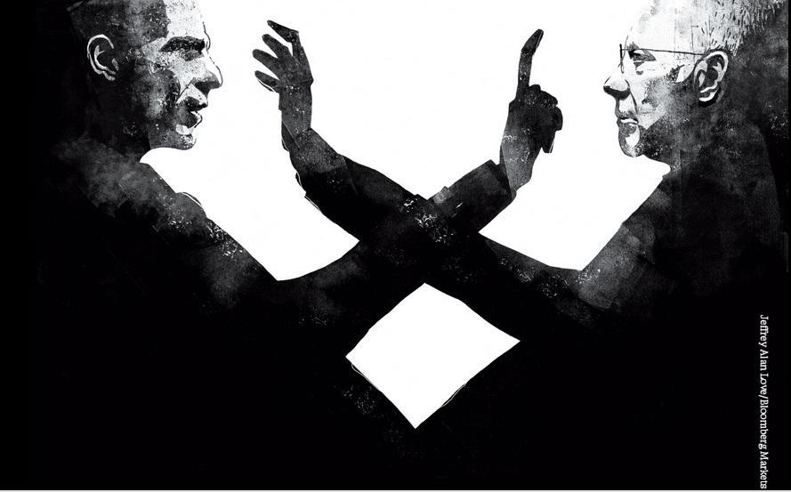 Варуфакис срещу Шойбле