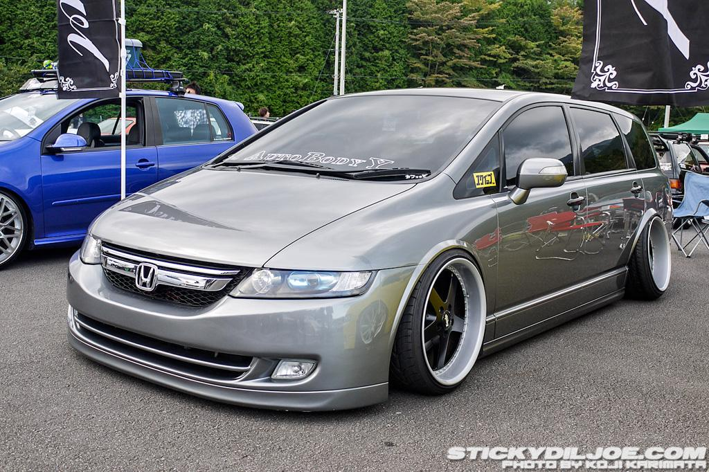 Devyn Garrett On Twitter I Found A 2007 Honda Odyssey Stanced In
