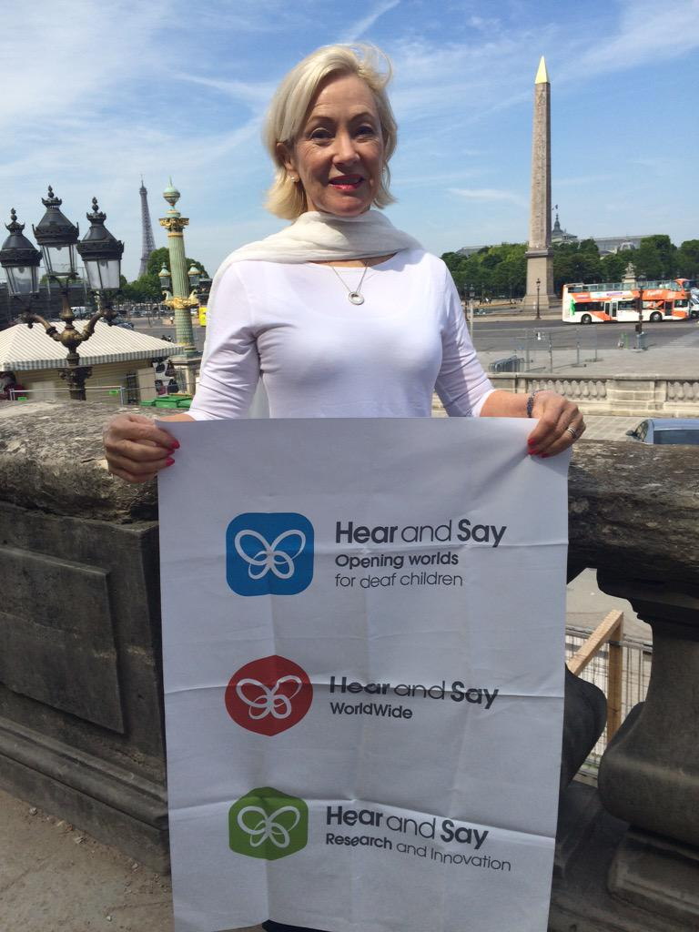 @Prostatejojo @HearAndSay Not just Men (me at Nice)-Paris yesterday,Dimity presenting at Toulouse #ESPCI tomorrow <br>http://pic.twitter.com/UQ9Jy98UVd
