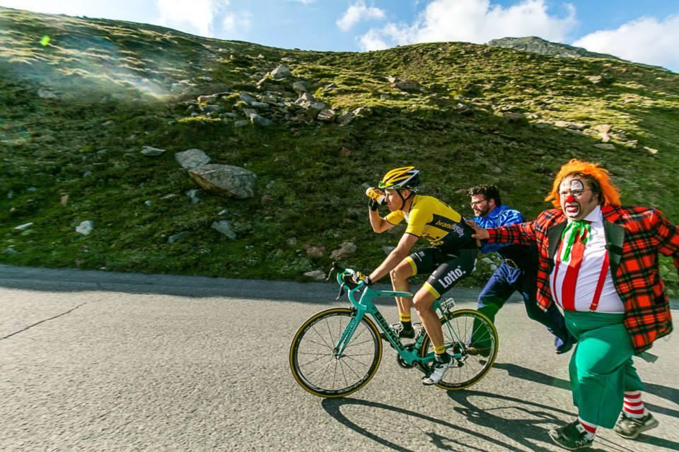 Sport estremo: Passa per l'Italia la sfida ciclistica più dura delle Alpi