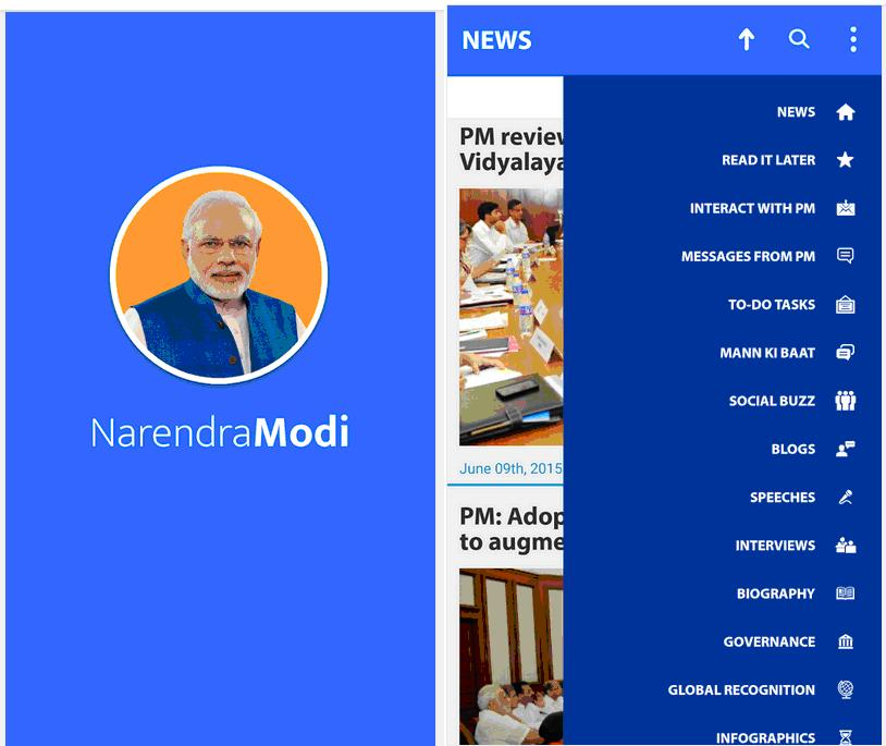 Stay connected with Shri @narendramodi using 'Narendra Modi Mobile App'. Download from - http://t.co/2VgdIufYkk