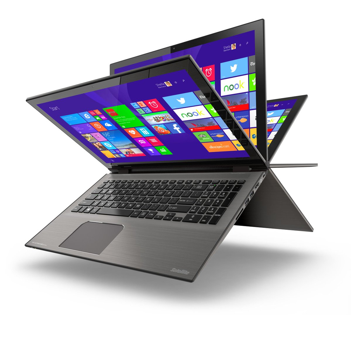 Toshiba's New Windows 10 Back-To-School Laptops by @fitztepper