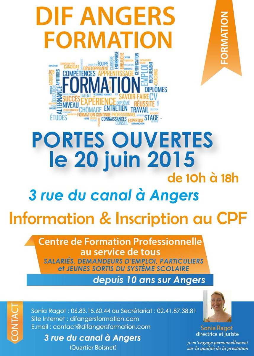dif angers formation soniaragot