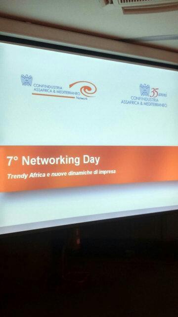 Thumbnail for 7° Networking Day di Confindustria Assafrica & Mediterraneo - Roma, 18 giugno 2015