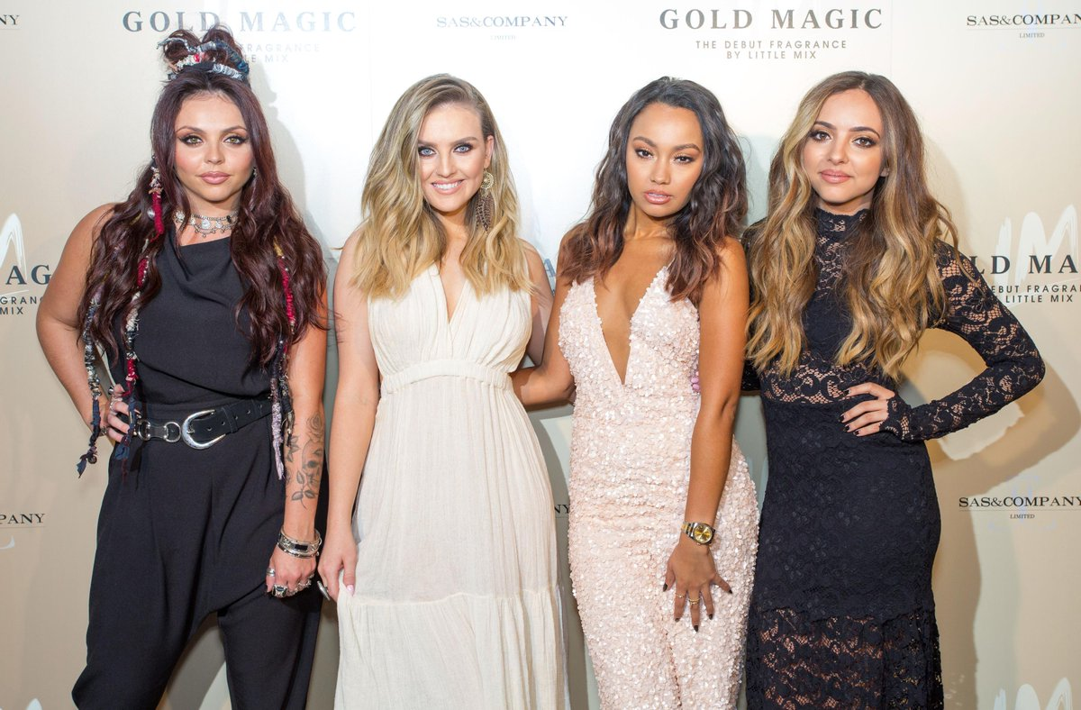 Fab new @LittleMix #fragrance #GoldMagic launches on 24th June http://t.co/yGPWzugh4K @sasandcompany @SASPressOffice http://t.co/AS0LO7u2hN
