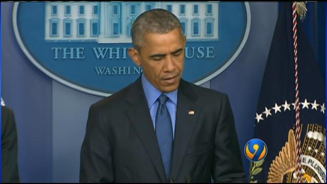 WATCH LIVE: @POTUS speaking on #CharlestonShooting http://t.co/Nq06T38adh http://t.co/1HQ9eFlqUb