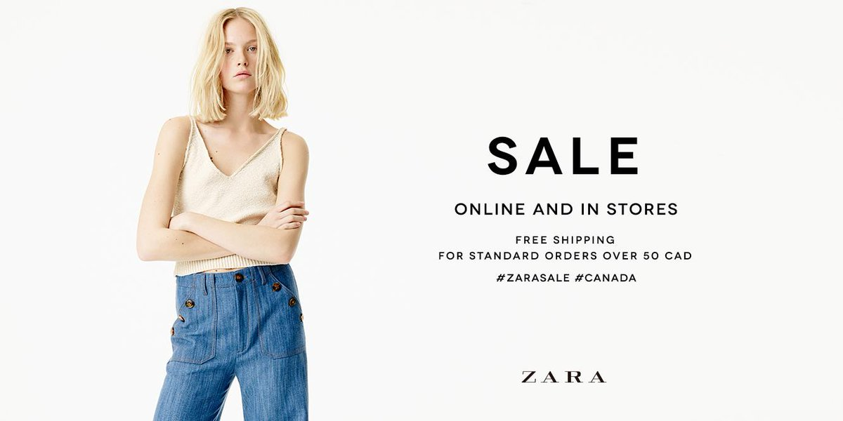 Gw On Twitter Zara Do You Not Honour Price Adjustments For Reg Purchased Items On Sale Now Bbb Zarasale Yvr