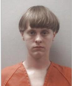 .@FBI confirms that Dylann Roof, 21, of #Columbia area is suspect in #CharlestonShooting. #chsnews