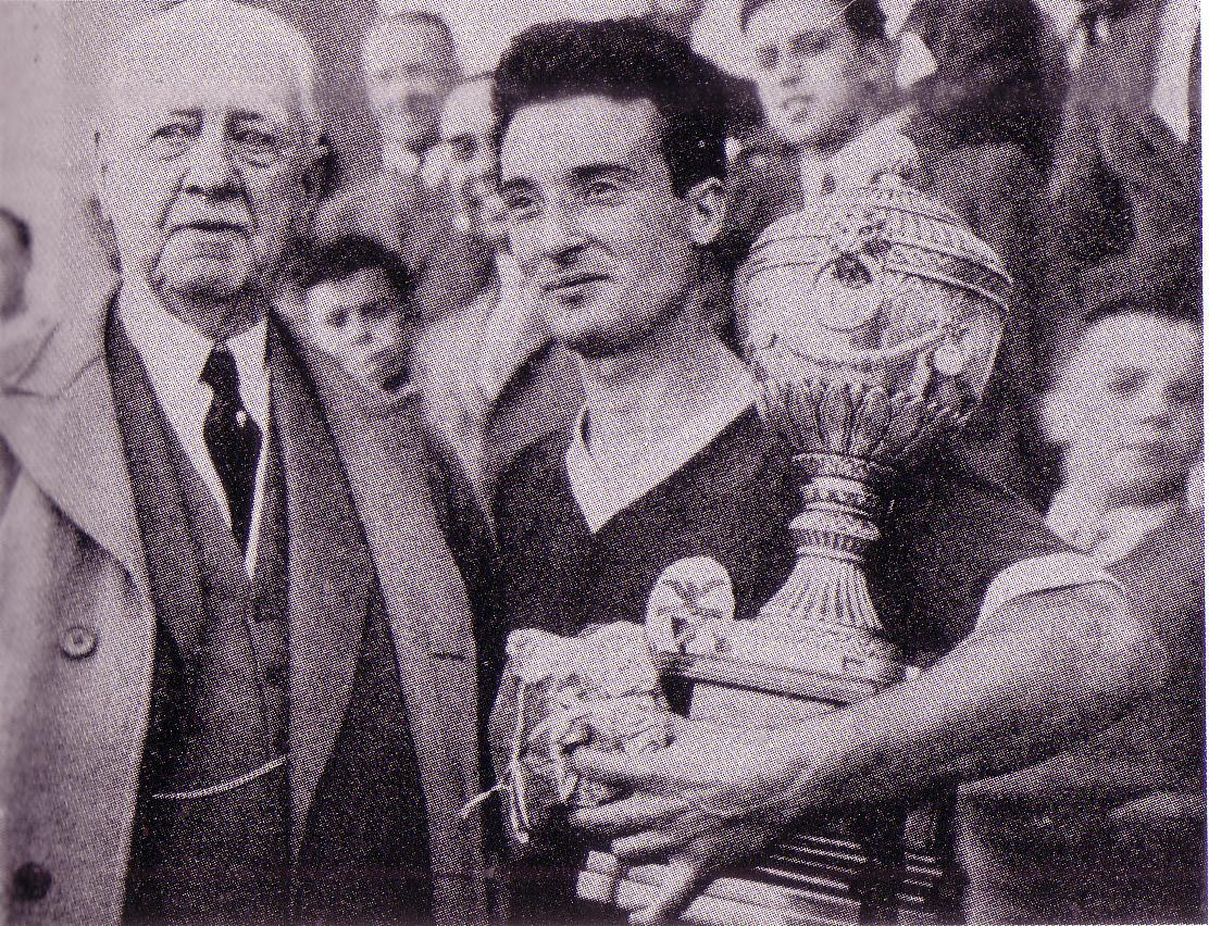 "SL Benfica on Twitter: ""On this day in 1950, Benfica beat ..."