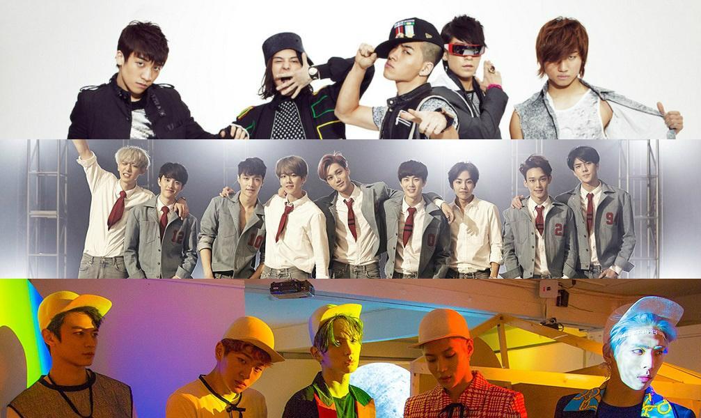 [★TRENDING] G-Dragon reveals the one big difference between BIGBANG, EXO, and SHINee -- http://aegyo.me/4YVu