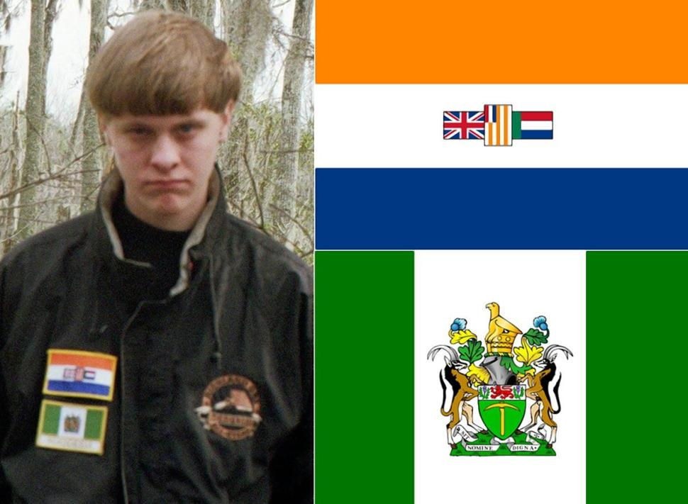 Dylann Roof – Facebook page