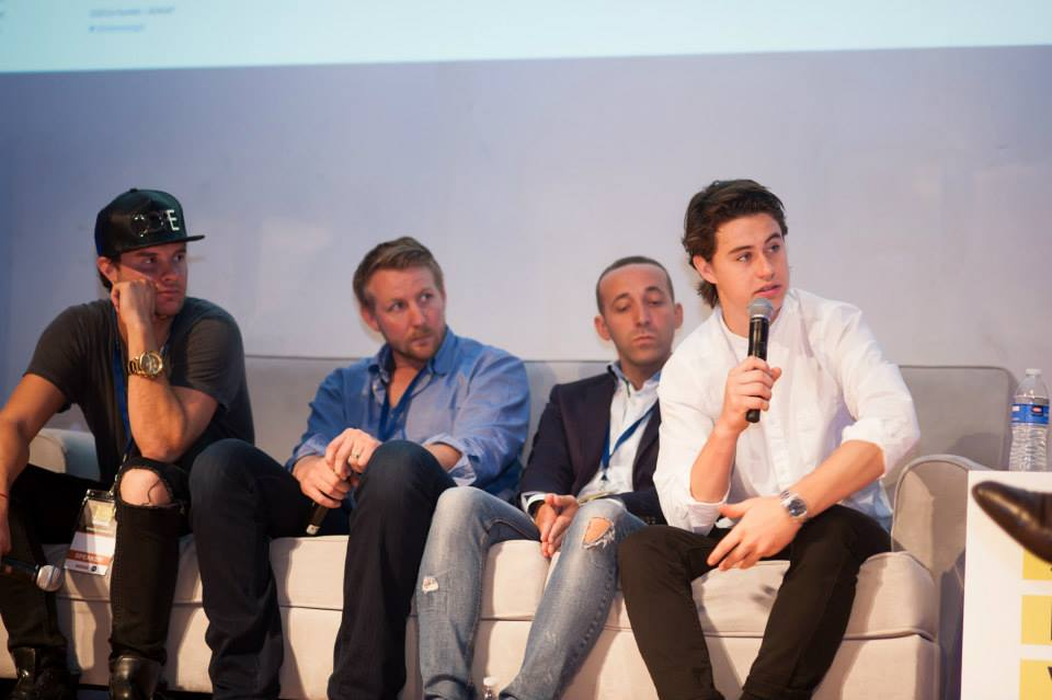 Thanks to @Nashgrier, @BartBaker , @Jason_Neubauer, and @aspiegel2626 for participating in #SMWLA! http://t.co/Jae35jz2NM
