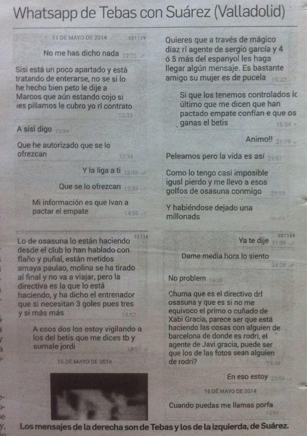 El Juez ve indicios de los pagos de Osasuna para amañar el Betis - Real Valladolid 2013/2014 CHz_9CrWIAIc5Dv