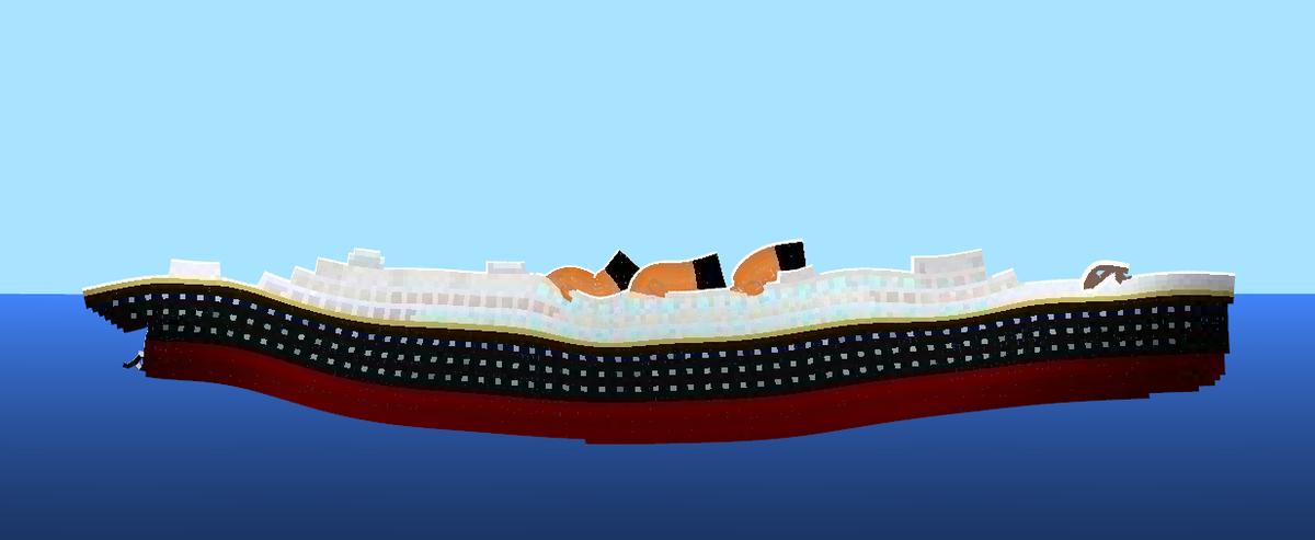 Sinking Simulator 1 Скачать Торрент - фото 2