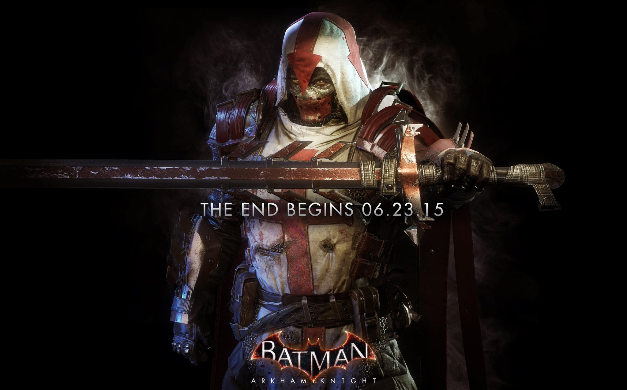 batman arkham knight how to take off the