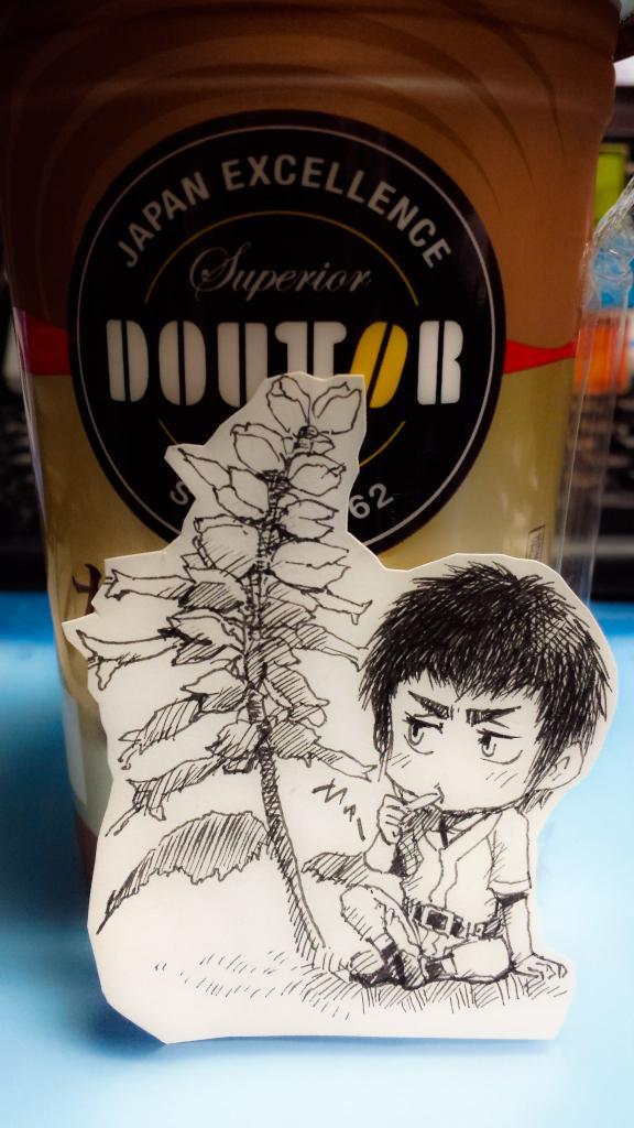 緋衣草と呼ばれるサルビア・スプレンデンスは校庭の花壇に植えられていて、子供の頃によく蜜を吸ったものなんですが、あれ、毒があるって知ってました? 微量だけれども。 #ダイヤのA
