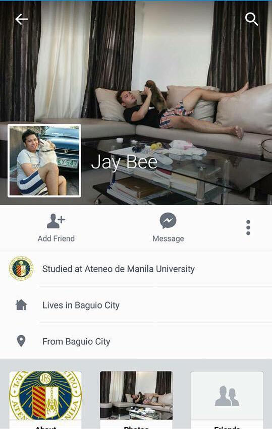Atenean doctor, Jay Bee, gay fraudster