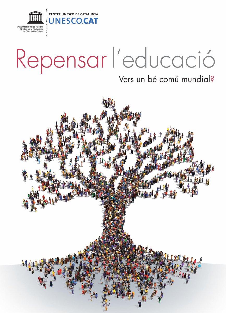 Thumbnail for Repensar l'educació: Vers un bé comú mundial?
