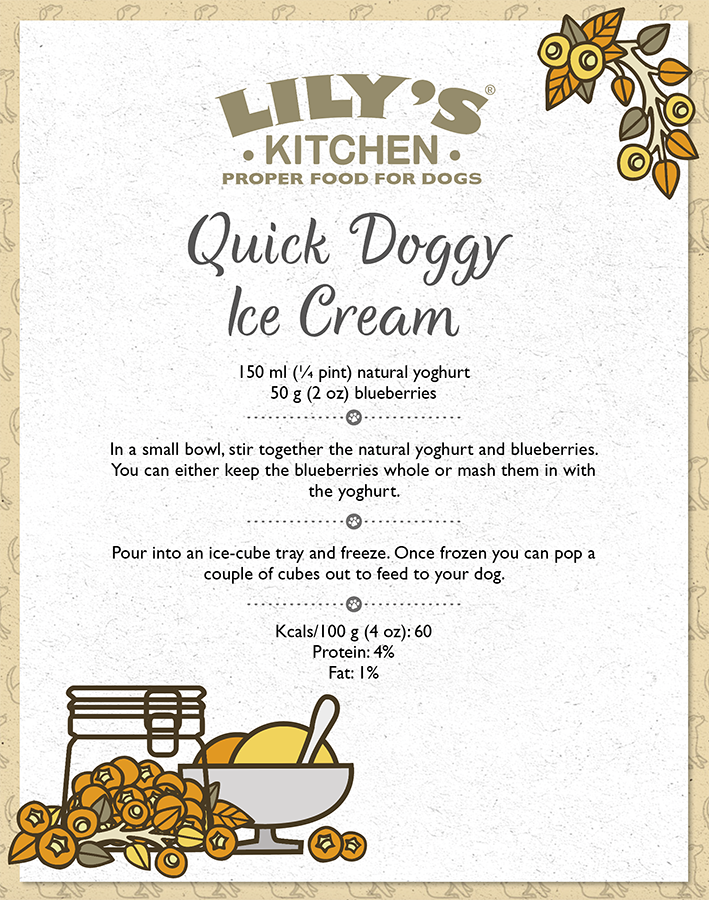 Lilys kitchen on twitter keep your dog happy cool in this 1 reply 0 retweets 0 likes forumfinder Choice Image