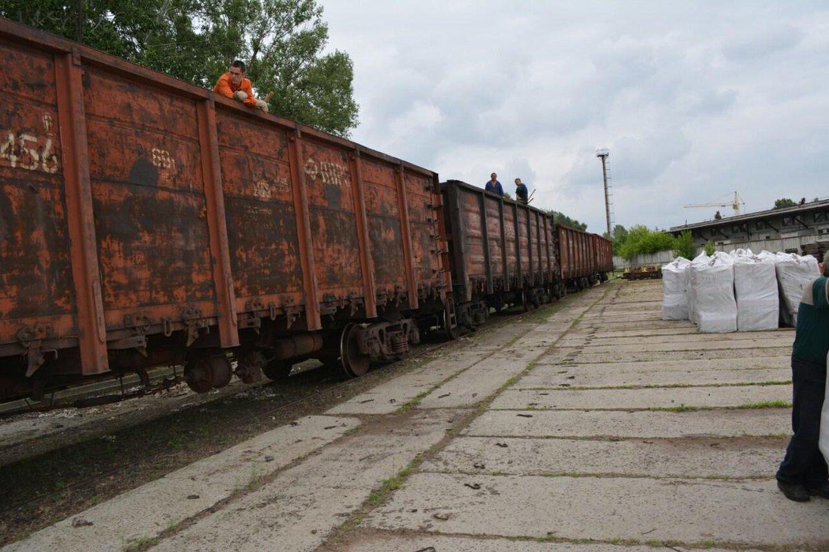 СБУ предупредила взрыв на автодороге около Северодонецка - Цензор.НЕТ 6588