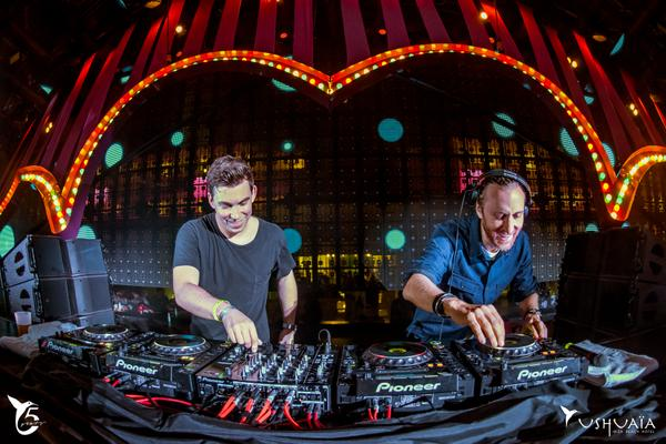 SURPRISE ! I joined @Hardwell on stage yesterday @ @ushuaiaibiza ! Good vibes ;) http://t.co/2XVCCRzQNF