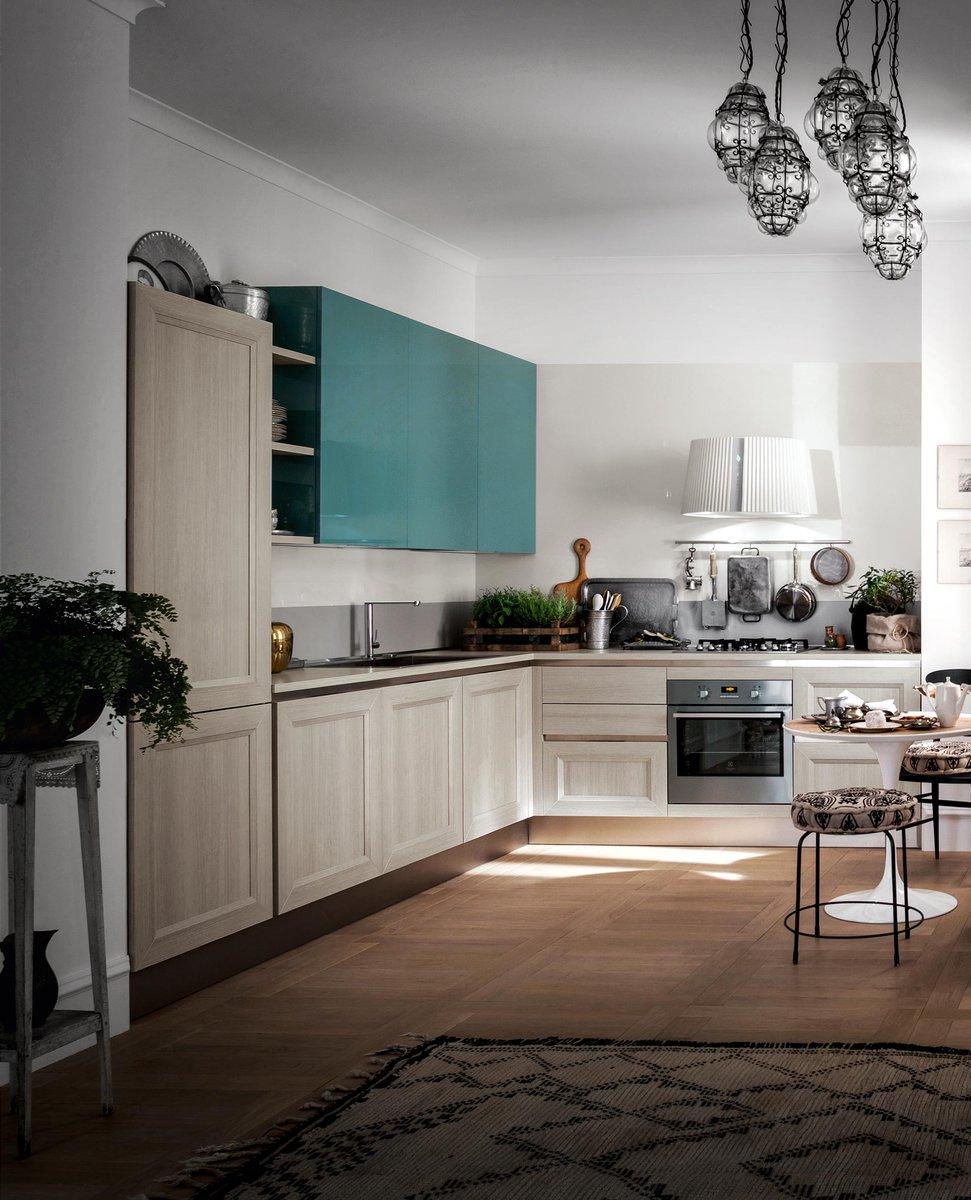 Veneta cucine on twitter una composizione semplice e - Veneta cucine tablet ...