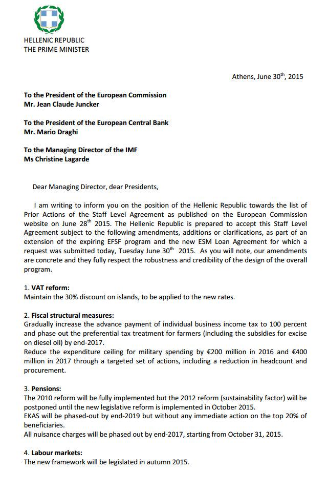 Here's the full Tsipras letter. http://t.co/3CMYTO6nmc