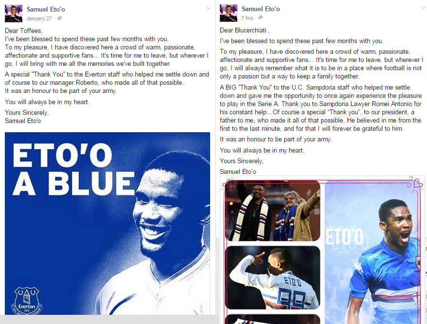 5 - Samuel Eto'o - After one last Champions League medal - Page 3 CI0k-m_WEAAYhSO