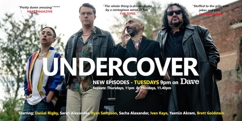 RT @babycowLtd: If you missed last night's episode of #Undercover you can catch up on @UKTV if you want... http://t.co/R8HQBksjyi http://t.…