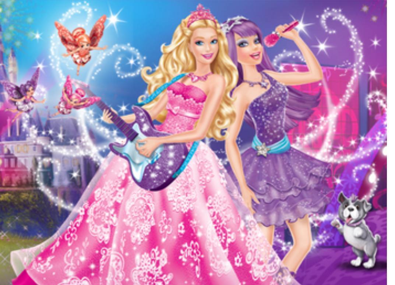 dalia natalia on Twitter Guck gleich mit der Kleinen Barbie in