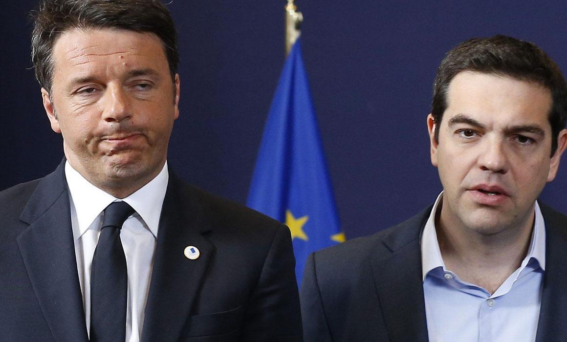 Segui le vicende sulla Grecia di Tsipras in diretta live
