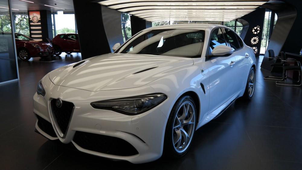 Il nuovo flagship store di FCA dedicato ai brand premium Alfa Romeo e Jeep