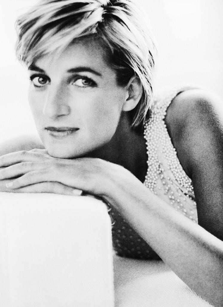 To a kindred, compassionate spirit who loved with her whole heart and my HERO; Happy Birthday Princess Diana