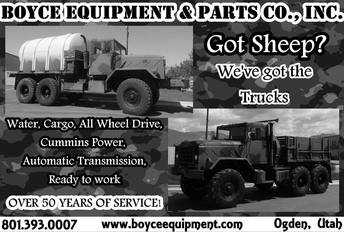 Www boyceequipment com
