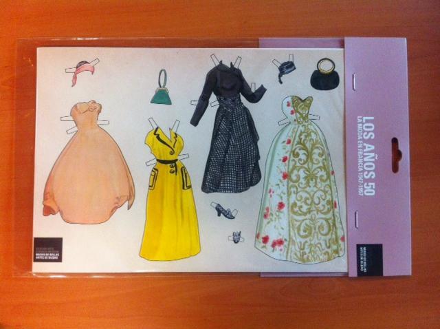 Thumbnail for Premio Luxury Advertising Awards para 'Los años 50. La moda en Francia'