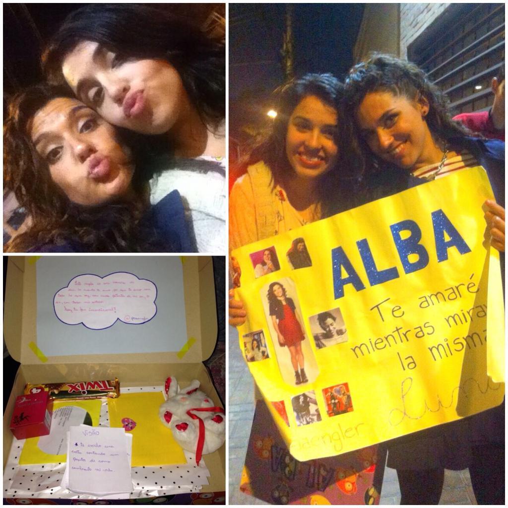 @Albariconavarro me encantaría saber si te haz gustado mis regalos, te amo toda la vida! Gracias por todo http://t.co/7LnCcL5a7Y