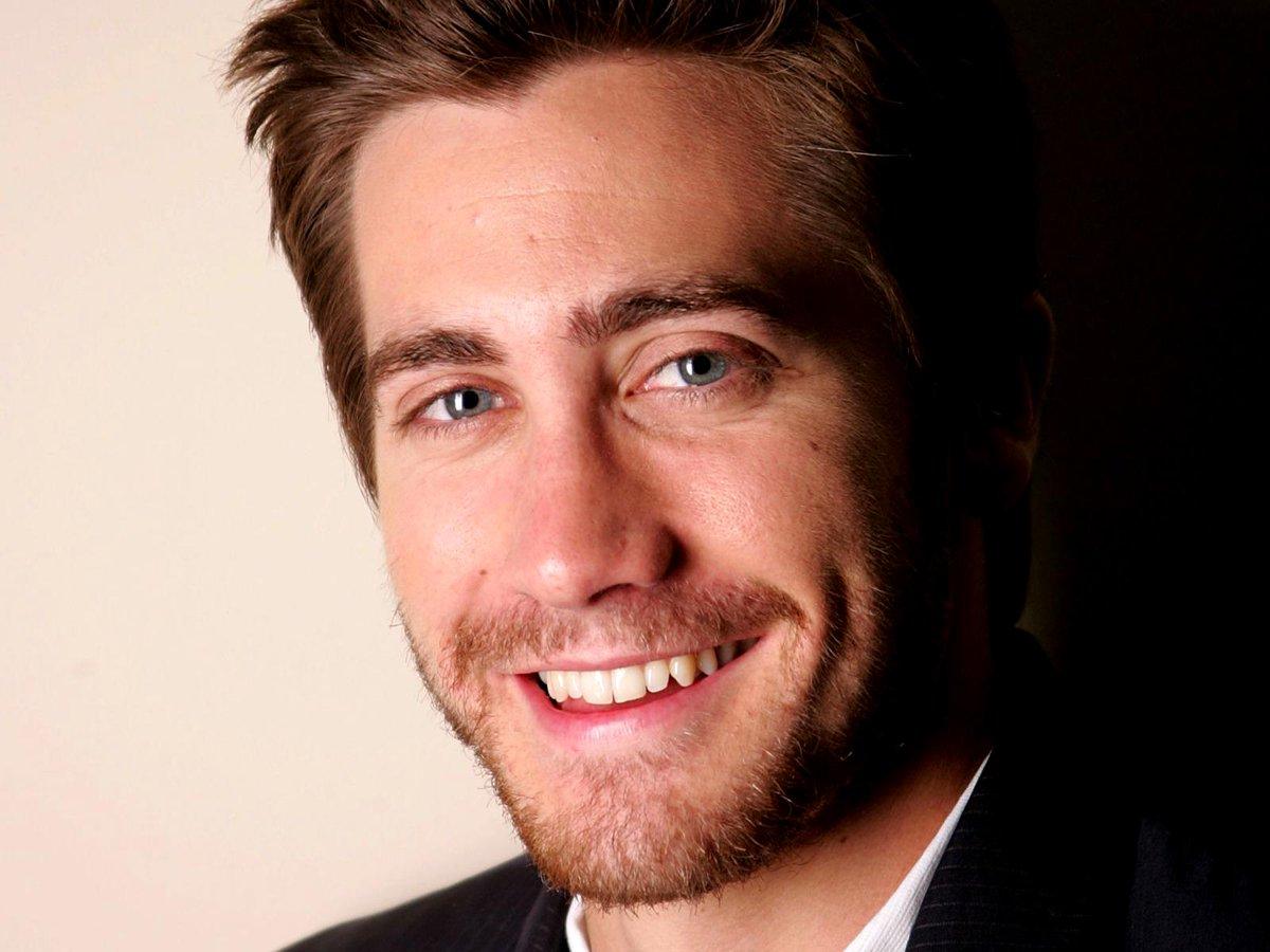 Sorriso di Jake Gyllenhaal