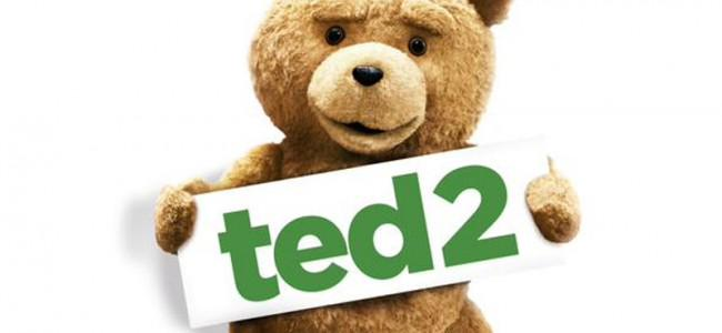 Cine | Ted 2 no pudo desbancar a Jurassic World