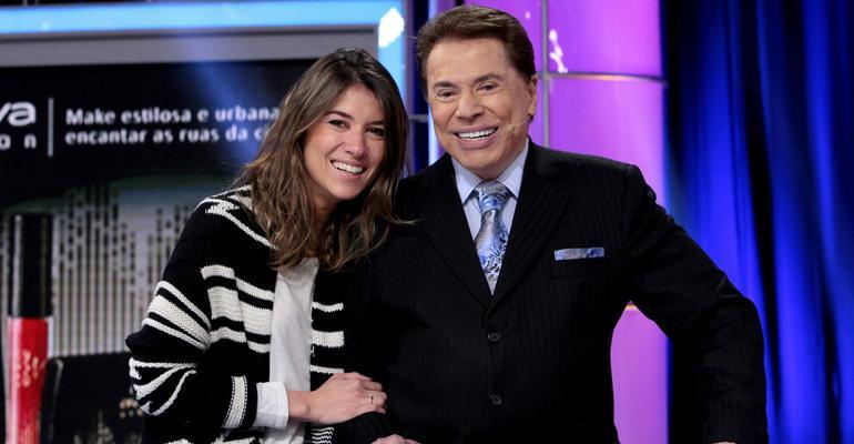 Filha nº 5 de Silvio Santos, Rebeca Abravanel vira apresentadora por um dia http://t.co/FjKrpQUzq4