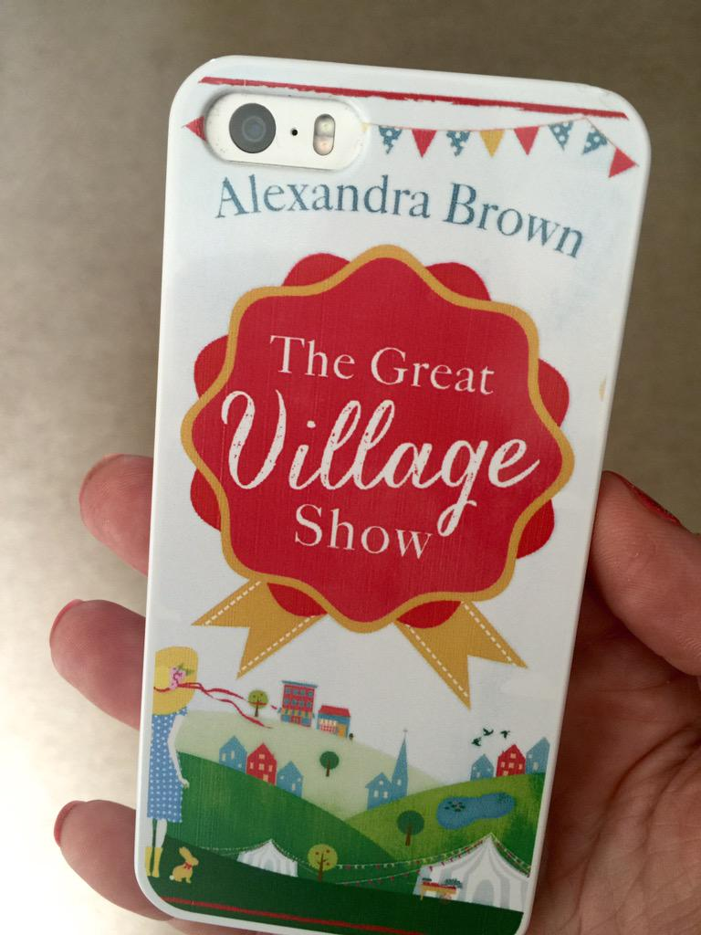 COMP TIME! RT with #TheGreatVillageShow eBook out July2 for chance to WIN this iPhone case. http://t.co/iRBBoGJTAc http://t.co/WDYgRotG76