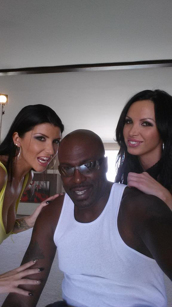Tw Pornstars - Lexington Steele Twitter Confident This Scene Will Be Received -5528