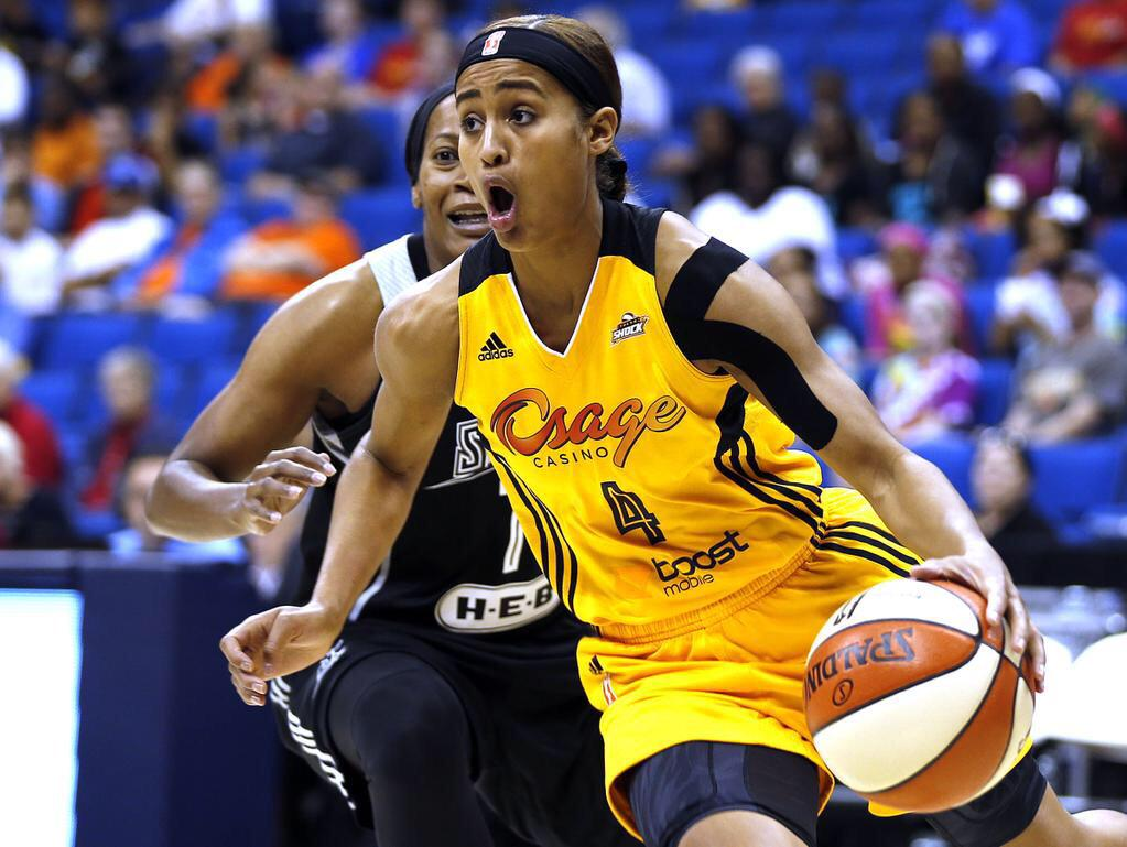 BREAKING: Prayers for @SkyDigg4 Club Founder Skylar Diggins after ACL tear. She'll miss rest of WNBA '15. #PSBFamily http://t.co/9YSuSAno8j
