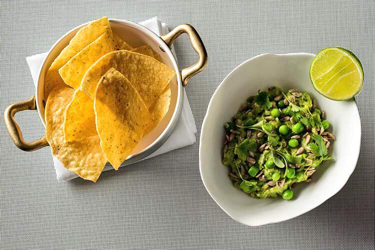 #Peas Love and Guacamole ✌