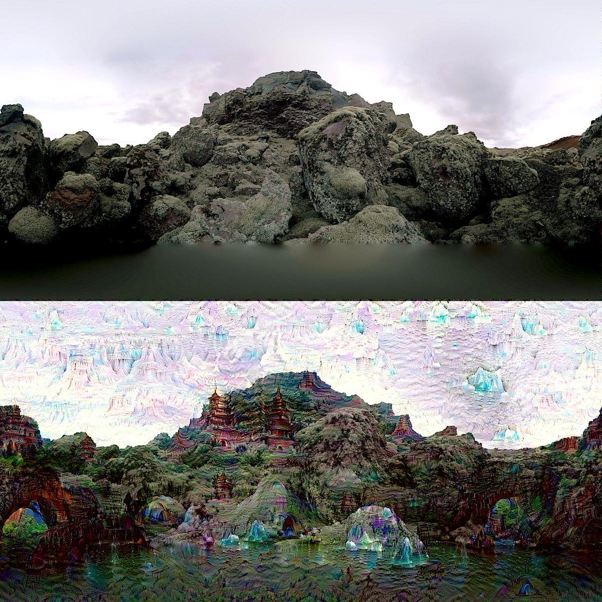 Make your own neural network inspired images with an open source visualization tool #deepdream http://t.co/oIxBHZ7Q5G http://t.co/d0IG43BMCa