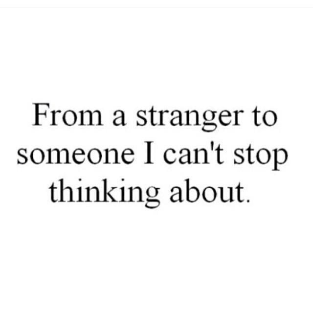 can t stop thinking of him