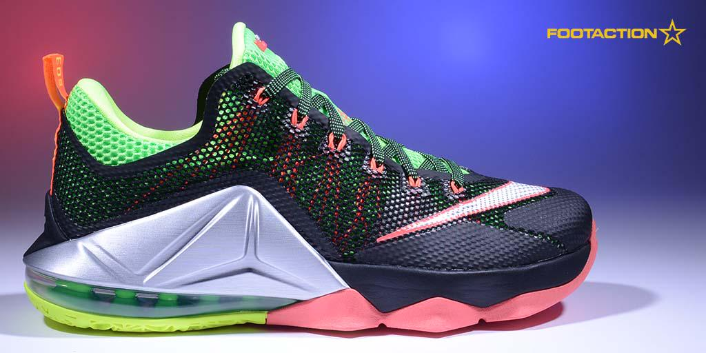 official photos 2b713 bd5ce ... clearance link footaction product model242114 sku24557003 nike lebron  12 low mens sid7040cmmmcsocial twitter nikelebron12low remix u2026