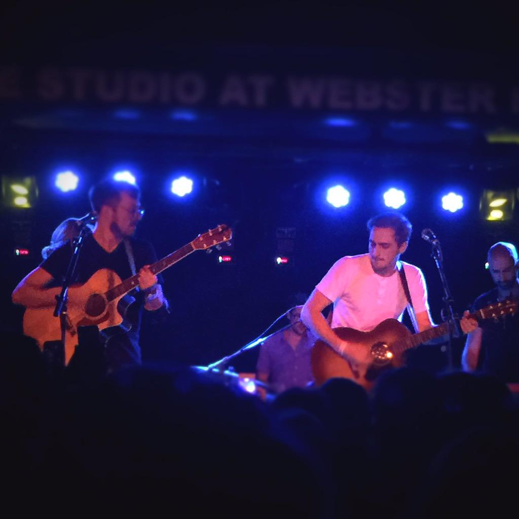 . @HeffronDrive is actually pretty damn good live at @websterhall.  I'm very pleasantly surprised.  #kendallschmidt http://t.co/DIJ6tO9LVZ